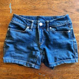 Faded Glory denim shorts